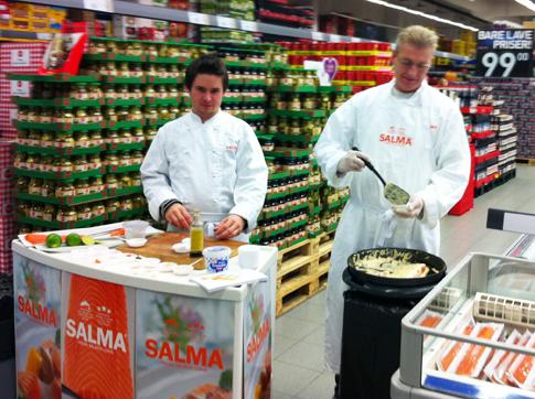 Salma-demo